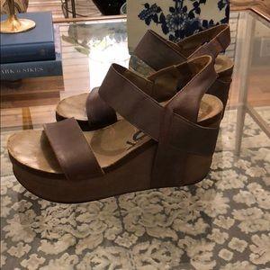 OTBT Bushnell platform shoe